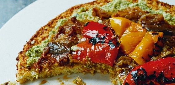Zó maak je de befaamde bloemkoolpizza van Amelia Freer