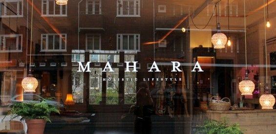 Place to bio: stressvrije beauty tempel Mahara