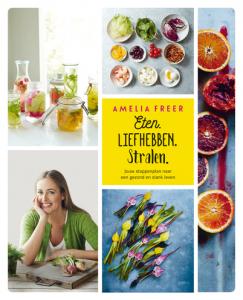 cover boek amelia