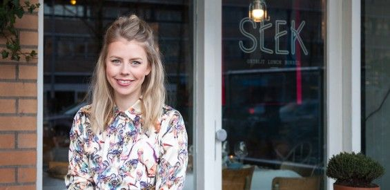 Estée's pop-up restaurant: Vlees noch Vis for a day