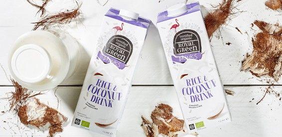 Rijst & Kokosmelk in top-5 plantaardige melk