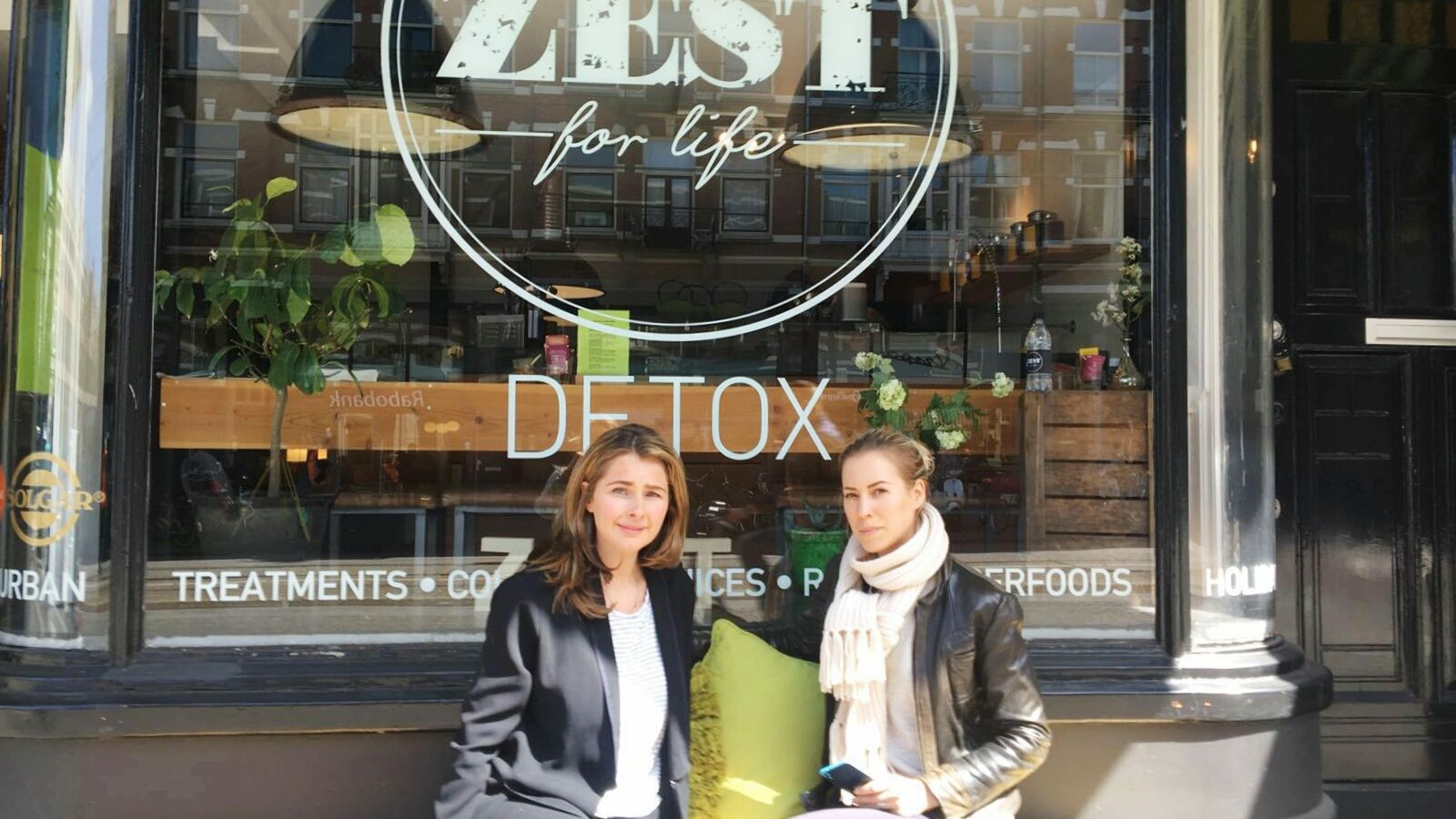 zest for life raw vegan glutenvrij food amsterdam