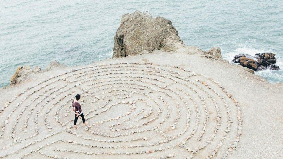 Online Library voor Meditatiemuziek