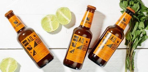 Gember soda: hét zomerdrankje van 2016