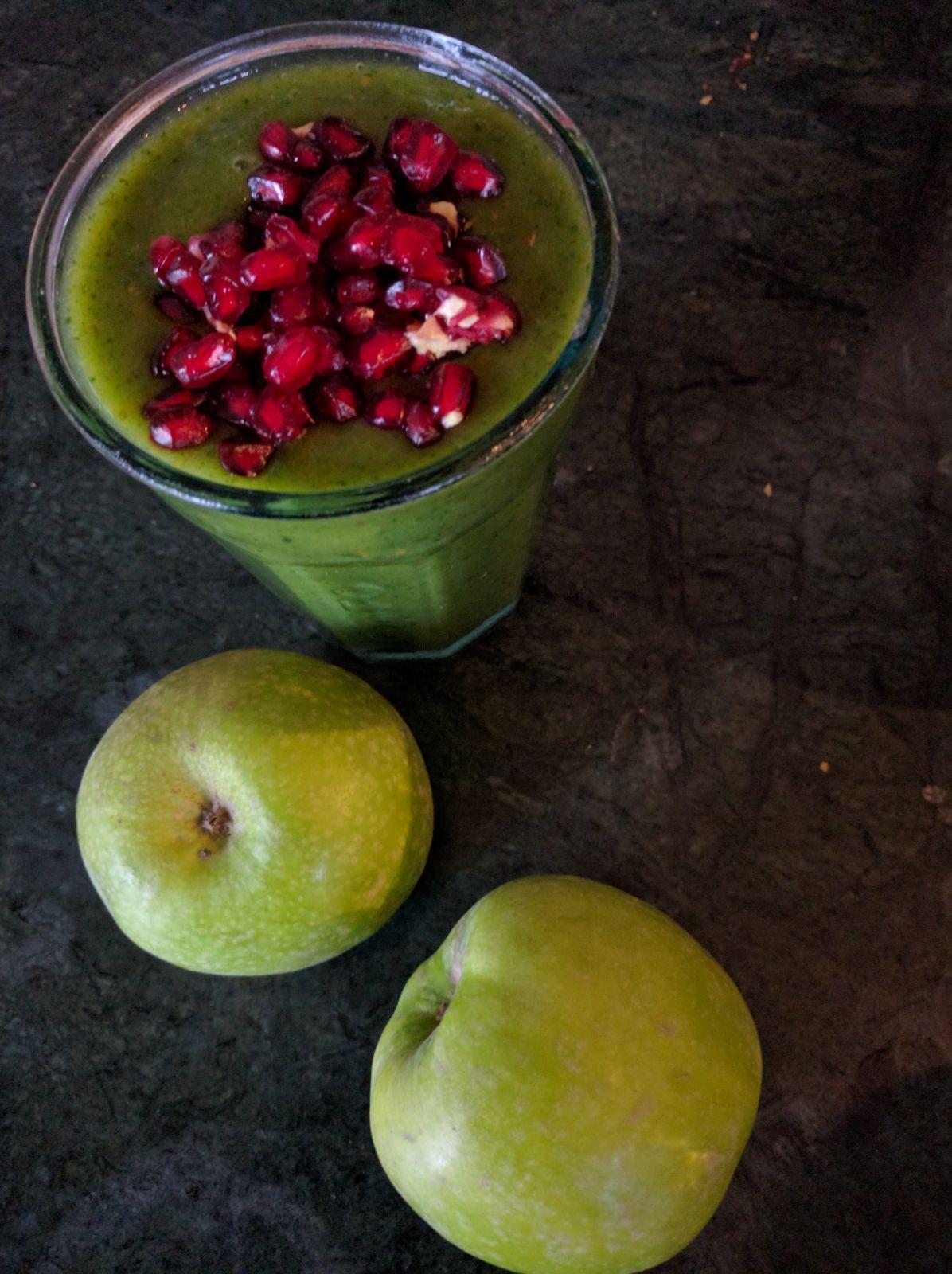 Ontbijt, Sonia, appel, klokhuizen
