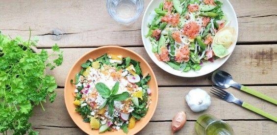 De perfecte salade in 5 stappen