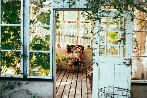 Nina Elshof feng shui voor tuin en balkon
