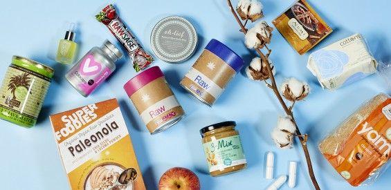 10 x healthy producten gescout op Better-event
