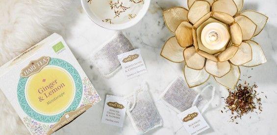 Deze thee drinken wijze Yogi's: Hari Tea