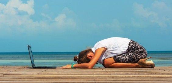 vakantie zonder schuldgevoel