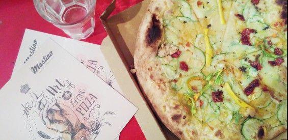 Zin in een vegan pizza? Bij Mastino moet je zijn!