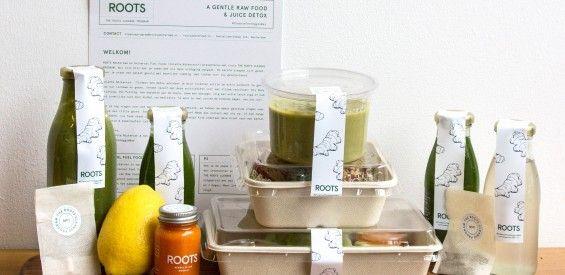 Interview: Raw food chef en brein achter ROOTS' Cleanse Programma's Colette Nickerson