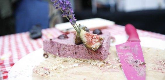 Ik lust je rauw! Hip, happening en Holistik: Raw Food Festival