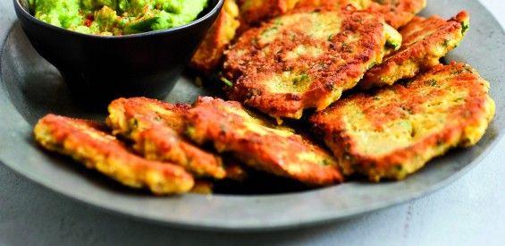 Jamila's overheerlijke broccolikoekjes (en ze zijn nog gezond ook)