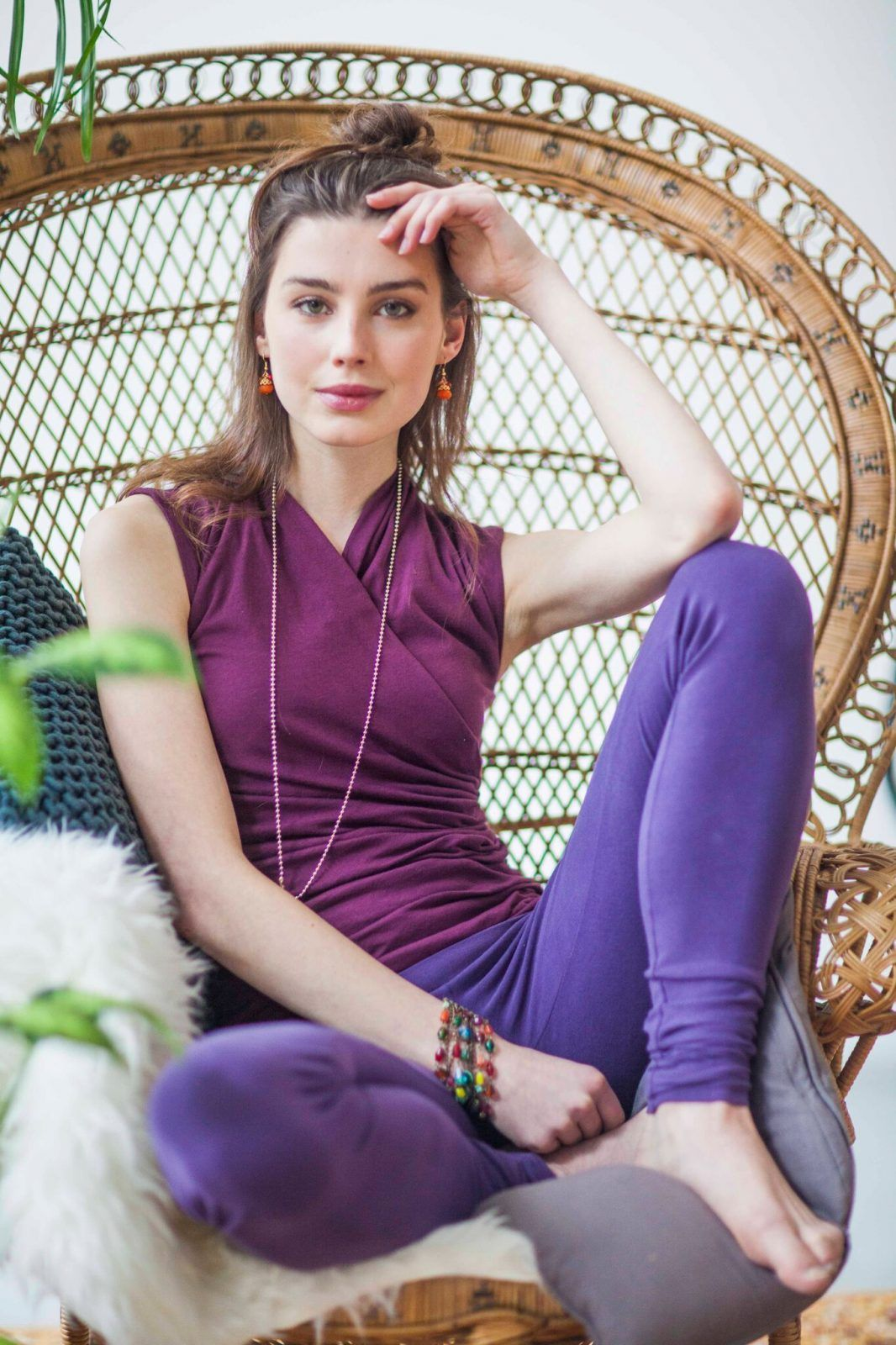 urban goddess organic yoga wear