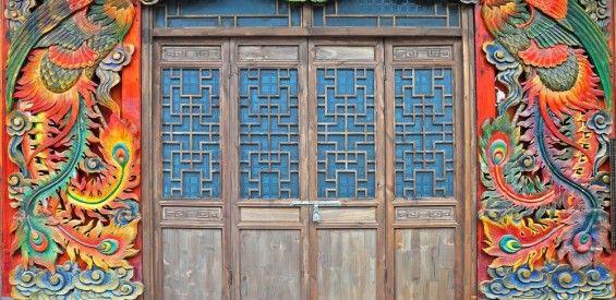 Even wegdromen: 10 x de mooiste deuren…