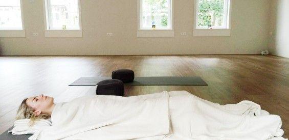 Yoga nidra karlijn visser khadija Hatrouf