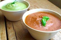 Gazpacho Venkel salades recept Elnaz