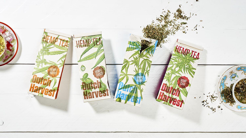 Hennep thee dutch harvest Esther Molenwijk
