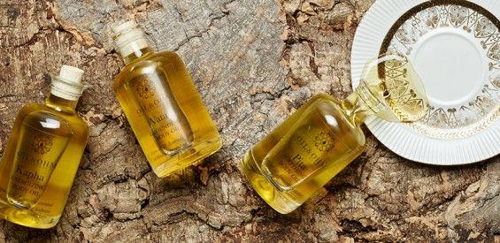 Ayurveda-proof: Argan olie met essentiële oliën
