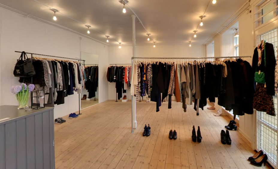 O-S-V second hand Kopenhagen Shopping Hotspots
