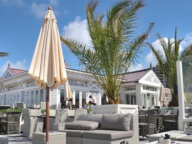 Breakers Beach House Strandtenten Noordwijk