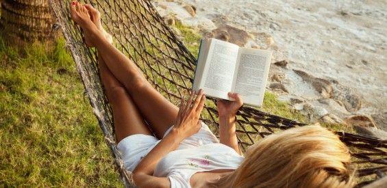 Boeken om mee te nemen naar plaats van (vakantie)bestemming