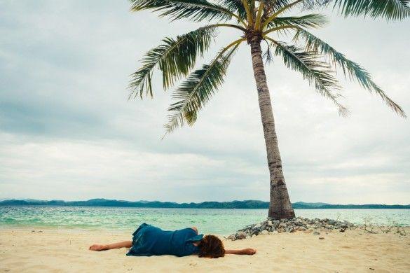 altijd ziek op vakantie