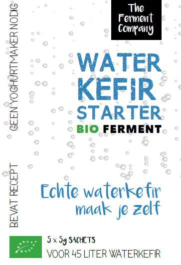 The Ferment Company fermenteren kefir