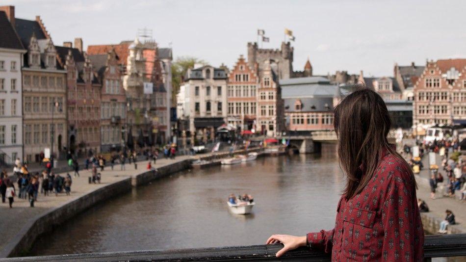 Hotspots Gent City stad