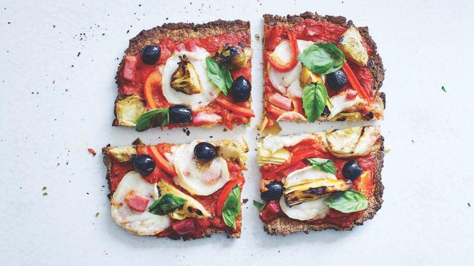 gezonde darmen kookboek broccoli-paleopizza