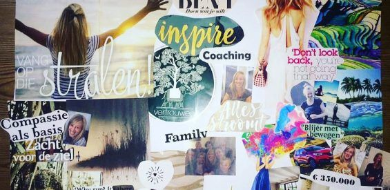 This is how to make a highly effective vision board in just 5 steps