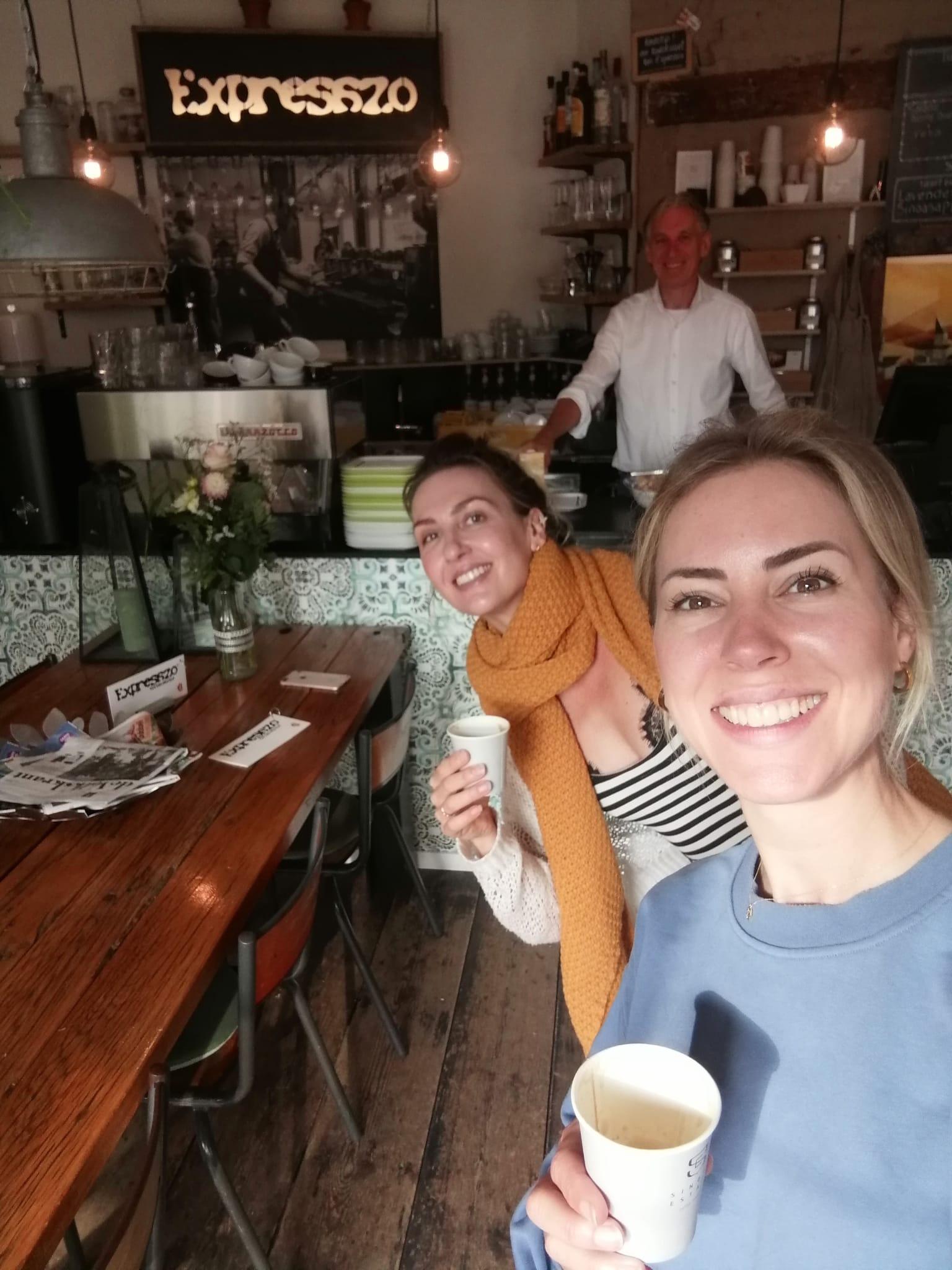 expresso, coffee bar, middelburg, zeeland, hotspot