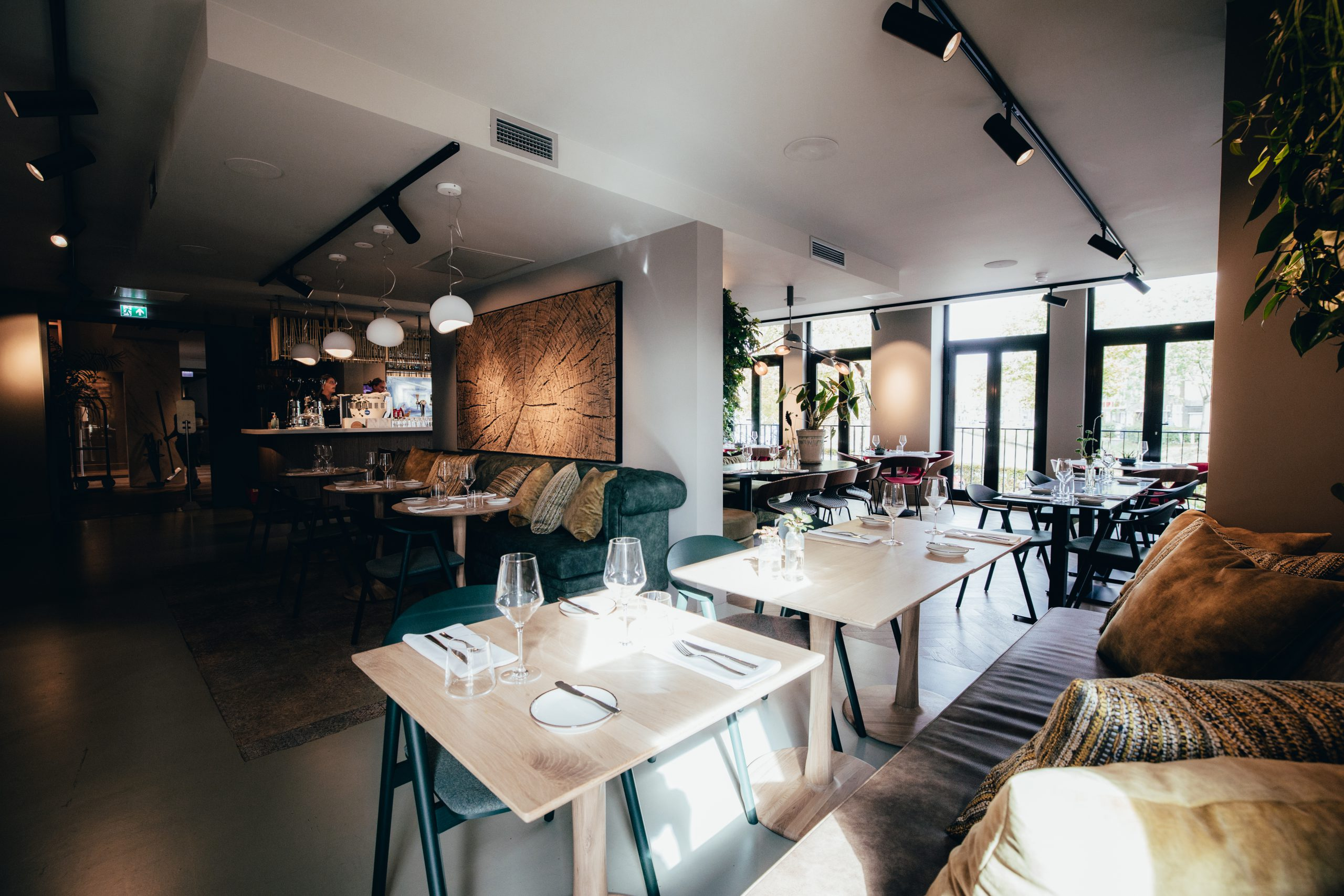 the green room, cityhotel wood, middelburg, restaurant