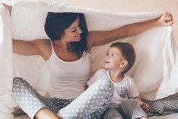 Allergie en Exceem Liselore Moeder kind
