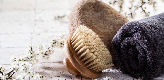 Dry brushing: ayurvedisch wondermiddeltje voor een perzikhuid