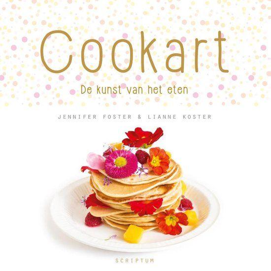 cookart kookboek, recept, groenste crepe