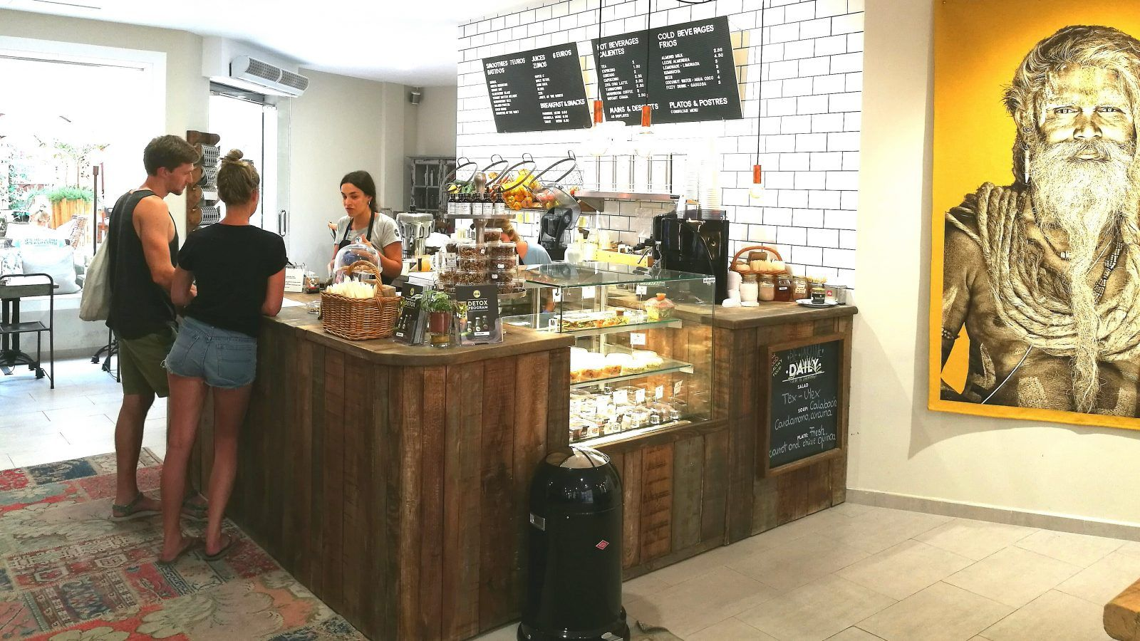 Ziva, Mallorca, rawfood, hotspot, cafe