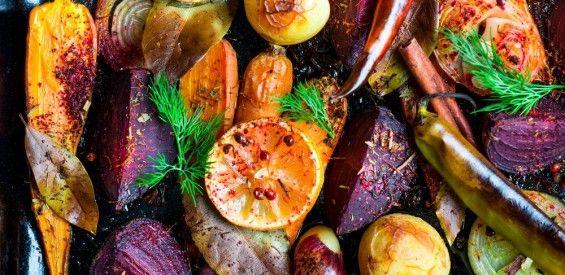 Salades en de herfst: een betere combinatie dan je denkt