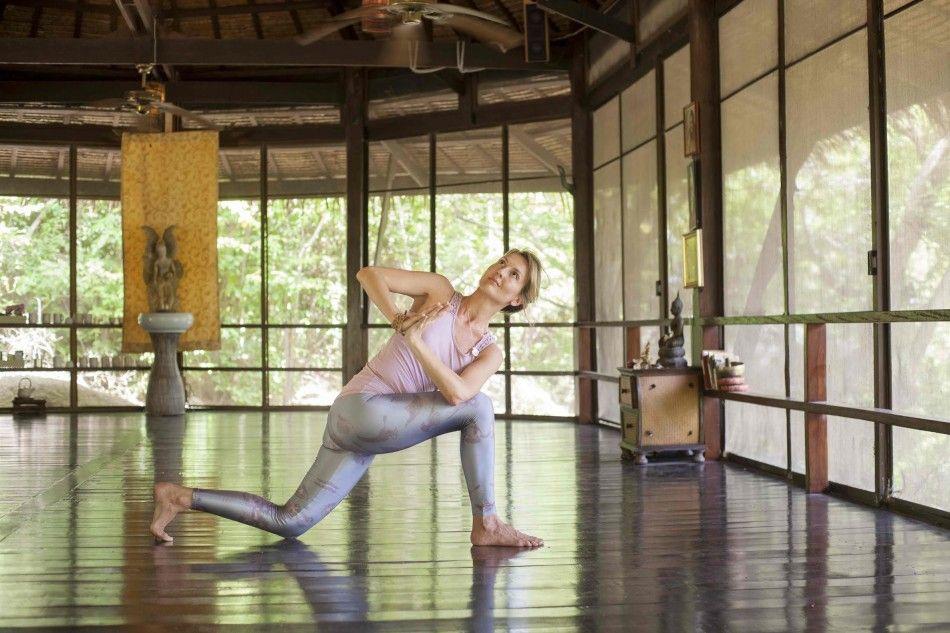yoga suze retera