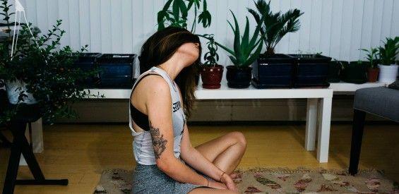Heb je he-le-maal niks met yoga? Je bent niet de enige