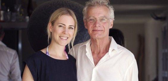 Jan Geurtz, auteur, verslaafd aan liefde , ego