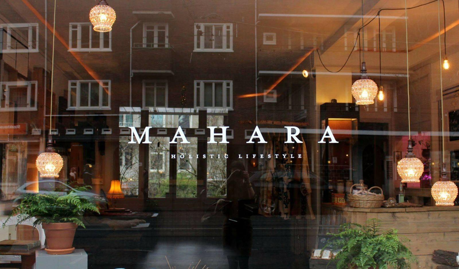 mahara, michelle van Coeverden