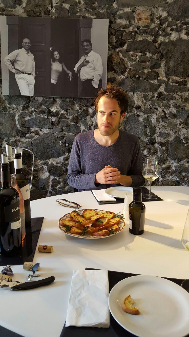 Vegan food, The Green Happiness, man, Jorrit Visser