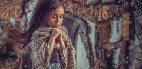 Eindejaarssprookje: Het meisje met de zwavelstokjes