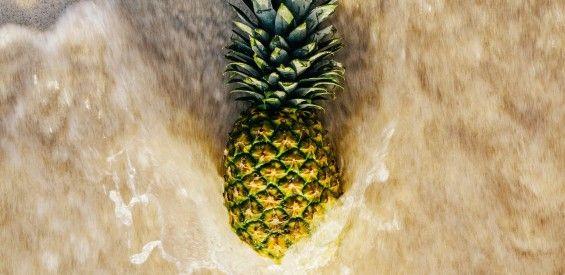 Dit zijn de 5 vitaminetrends in 2017 (en de ananas moet het bezuren)