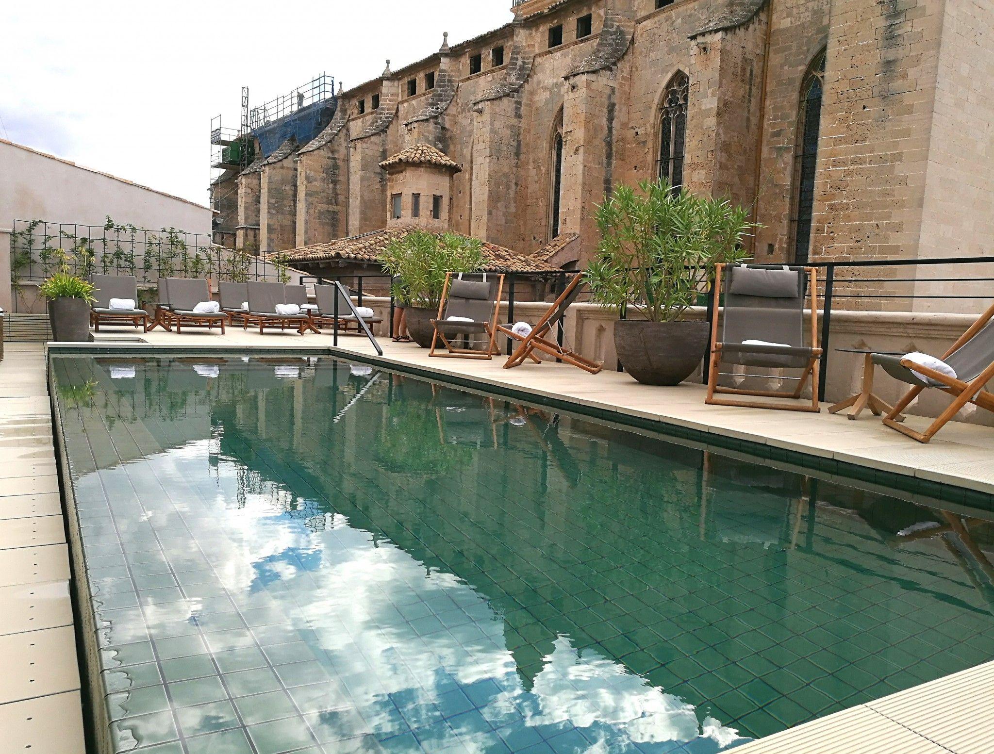 Mallorca, hotspots, hotel Sant Francesc