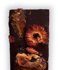 linda schaap, brick of raw chocolate