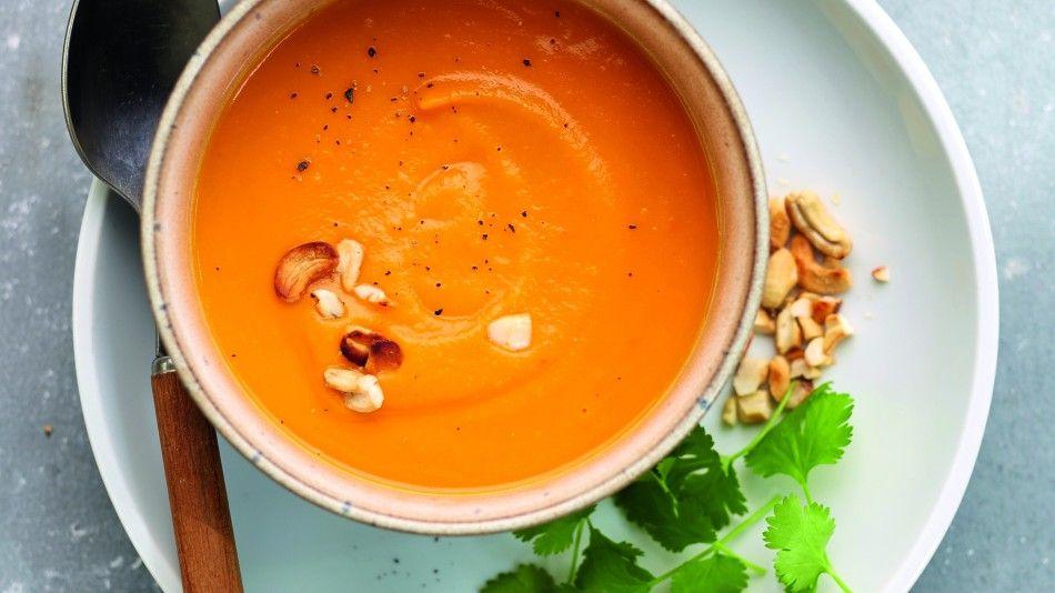 soep, kookboek, soup en zo, zoete-aardappelsoep