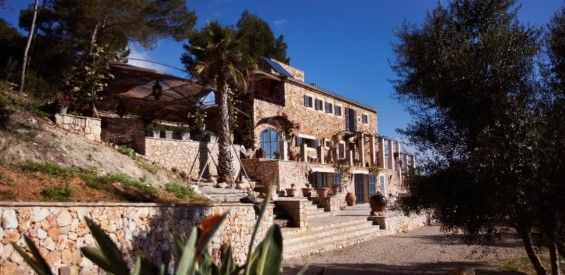 Brenda Ooteman volgde haar droom en startte een retreat Villa op Mallorca